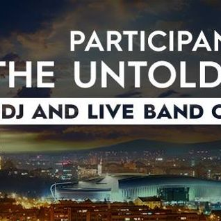 Dj Stanelo - The Untold Sound (Special mix for Untold Festival competition)