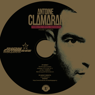A TRIBUTE TO VINYL  ANTOINE CLAMARAN  by jhongutierrez