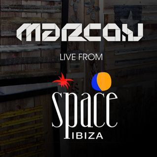 Marco V - Live @ Full On Ibiza, Space Ibiza (Spain) - 27.06.2014