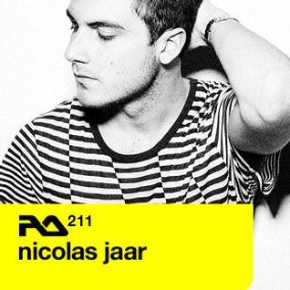 RA.211 Nicolas Jaar | 14 June 2010