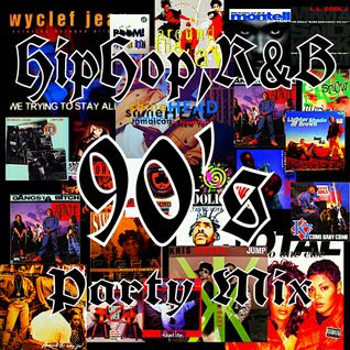 Hip Hop,R&B 90's Party Mix