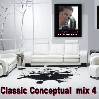 RA. DEEJAY PRESENTA CONCEPTUAL MIX VOL. 4 (2014)   DESPUES DE UN LARGO AÑO ...I'M BACK !!