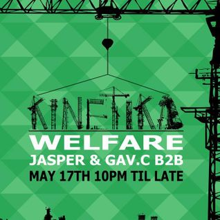 Kinetika #2 Guest Mix - Two Months in Techno -