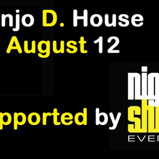 Franjo D. & NightShift pres. House Mix Vol.1 August 12