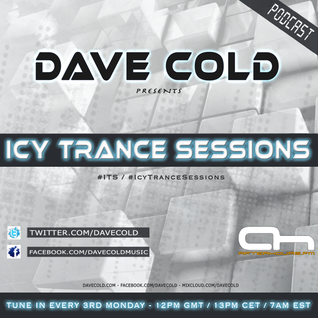 Dave Cold - Icy Trance Sessions 055 @ AH.FM