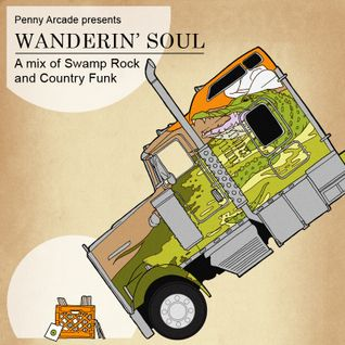 Wanderin' Soul - a mix of swamp rock and country funk