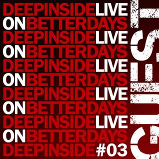 DEEPINSIDE live in BETTER DAYS Radio Show on NRJ (Nov 2013)