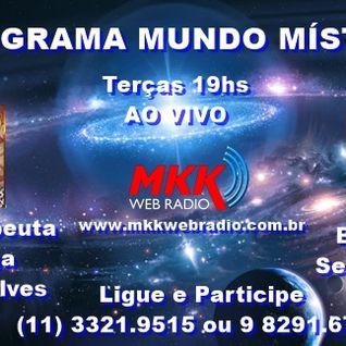 Programa Mundo Mistyco 23/08/2016 - Solange Alves e Babalórisa Sergio de Odé