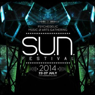 CJ Art @ S.U.N. Festival 2014 [Friday 25.07,Kaleidoscope, audiovisual show w/ Vortex Visual Divison]