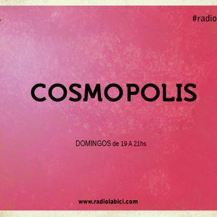 Cosmopolis 02-11-14 en Radio Labici