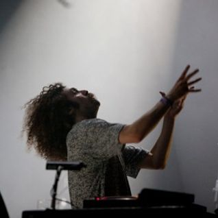 The Gaslamp Killer live @ A Taste Of Sónar 2011