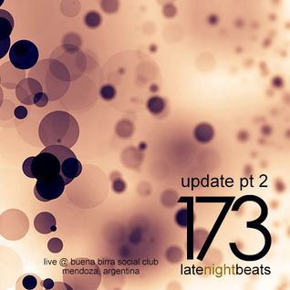 Late Night Beats by Tony Rivera - Episode 173: Update pt 2 (Live @ Buena Birra Club Social MDZ, ARG)