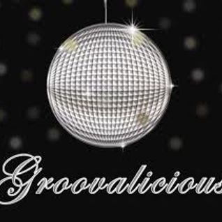 groovalicious mixed by Stevie jones