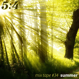 Mix Tape #34 : Summer