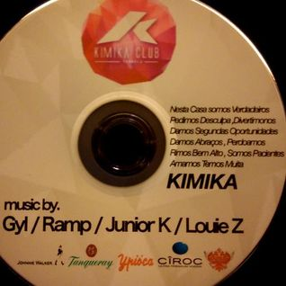 JUNIOR K. @ Promo Set 7º Years Kimika Club [Tondela]