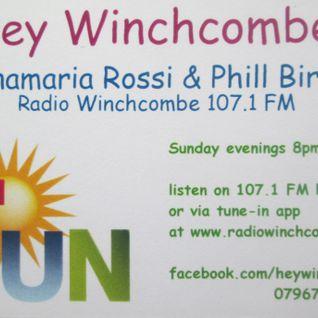 ¡Hey Winchcombe! - Sun July 10th 2016