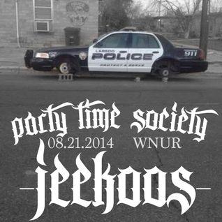 08.22.14  Jeekoos on PTS Radio WNUR Chicago