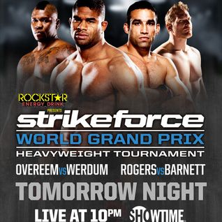 Sweep The Leg - Strikeforce: Overeem Vs. Werdum