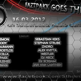 Wistler @ Eazt Pakk goes 23 on Sthoerbeatz Radio 16.3.12