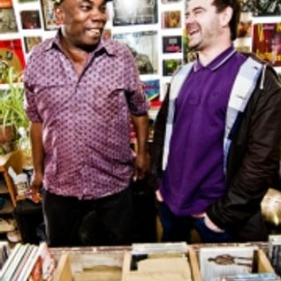 STEVE MASON and BLACK BEARD - DENNIS BOVELL