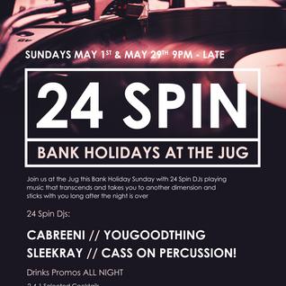 Jazzy Groove Stew Tony de Chin 15/5/16