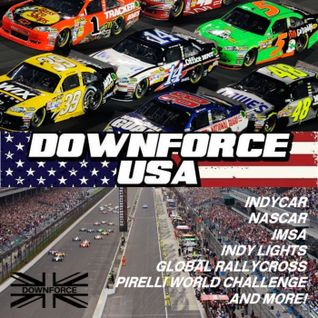 Downforce USA: Daytona 500 vs 24H