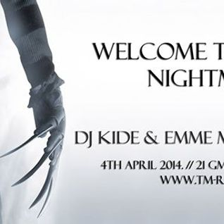 EMME MEDINA (Argentina) 'Welcome to my Nightmare' 026 TM Radio (Progressive Exclusive)
