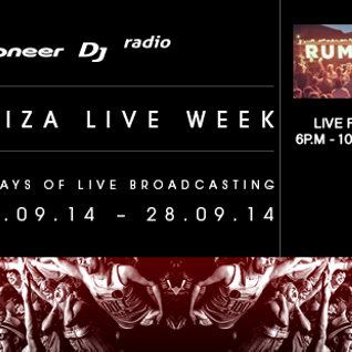 IBIZA LIVE WEEK - GUY GERBER @ RUMORS AT BEACH HOUSE, IBIZA