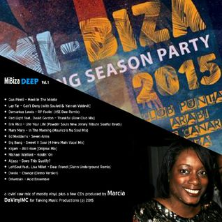 MiBiza Deep Vol. 1 mix by Marcia
