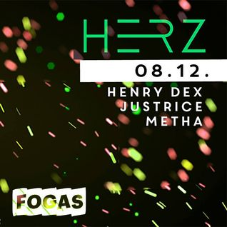 Henry Dex - Warm Up Live Set @ HERZ-Budapest (2016-08-12)