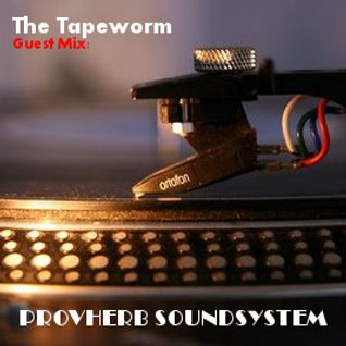 01JUN13 - Tapeworm Mini Mix - Provherb Soundsystem