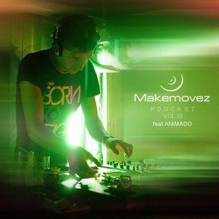 Makemovez podcast vol.10 feat. Animado