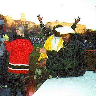 """State of Yo"" Radio Show 7-9-93(pt.1) DJ Earl-E Live Hip-Hop Mixshow on KRUI 89.7fm"