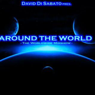 """David Di Sabato pres. """"Around The World"""" [Episode #023] - The Mixshow"""