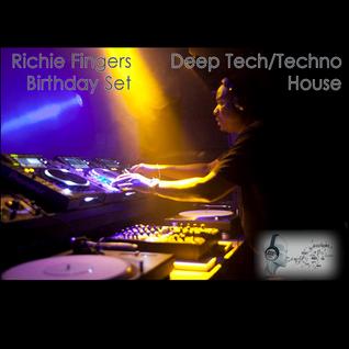THURSDAY Richie Fingers (Birthday Set) 27-11-2014