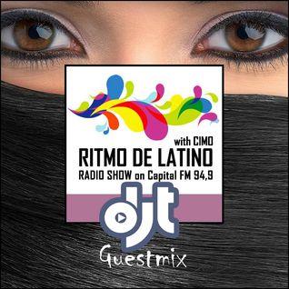 RITMO DE LATINO - DJ T guestmix (Capital FM) - 2010