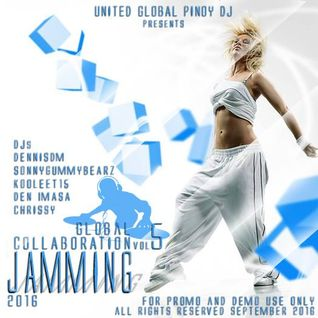 United Global Pinoy DJs Collaboration Jamming 2016