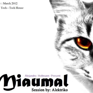 Miaumal 2012 Session By Alektriko (March) Facebook Alejandro Hollmann