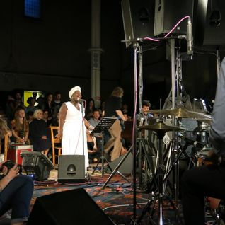 Daymé Arocena (Leon Thomas Covers) Live At Church of Sound - 13th July 2016