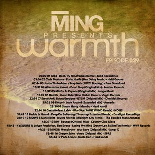 MING Presents Warmth 029