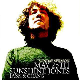 LIVE AT SUNDAY SERMON MAY 25 2008