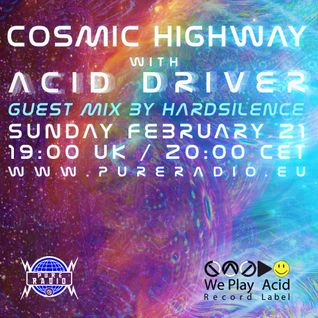 Cosmic Highway @ Pure Radio Holland_21FEB201