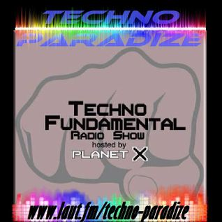 Julian Parity - Techno Fundamental Radio Show Podcast