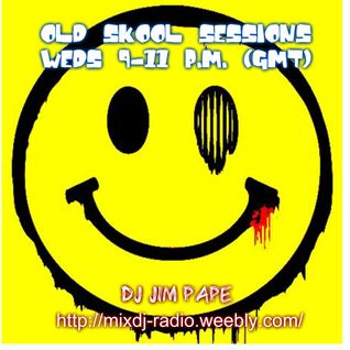 OLD SKOOL SESSIONS WITH JIM PAPE - 01/07/15