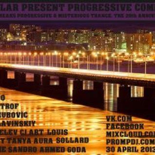Juan Sando - Progressive Compulsive 20