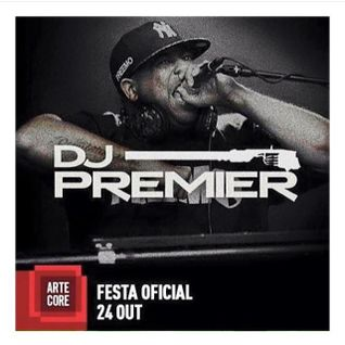 DJ Tamenpi - 'DJ Premier Medley' (Live @ Radio Transamerica 101.3 FM, 23/10/15)