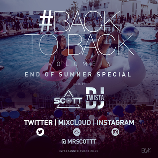 BackToBack Vol4 Feat Twista DJ