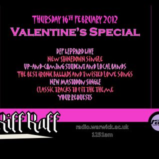 Riff Raff #15 - 16/02/12