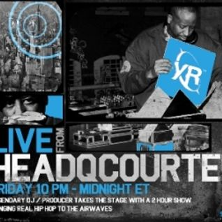 Live From HeadQCourterz (05/15/2015)
