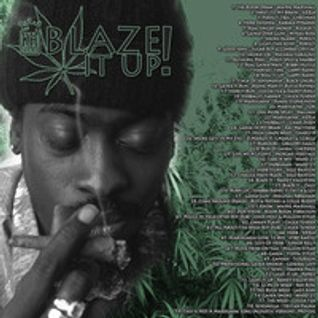 KING HORROR - BLAZE IT UP VOL. 1 MIXTAPE [2014]